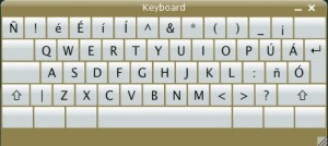 Click Shift Keyboard
