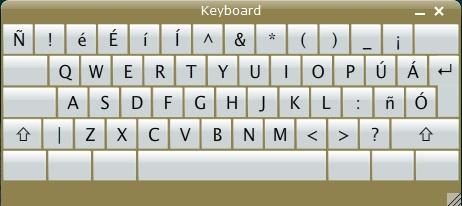 Click Shift Keyboard