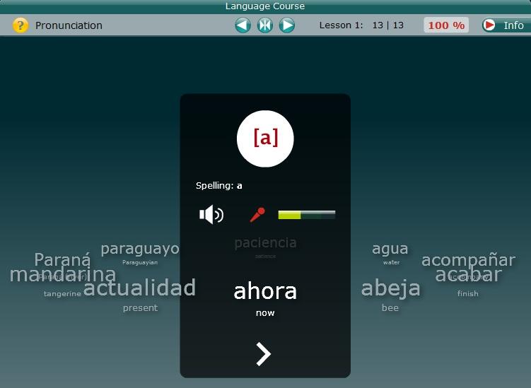 Pronunciation Exercise
