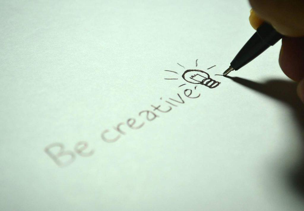 Write Be Creative
