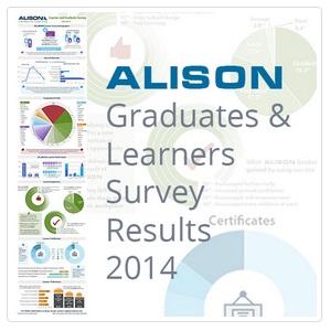 ALISON Graduates & Learners Survey Result 2014