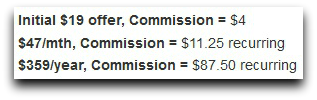 Free Membership Commissions