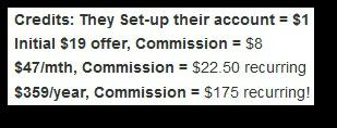 Premium Membership Commissions