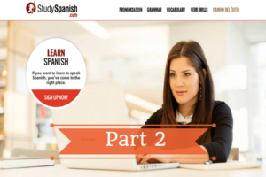 Read more about the article Do You Really Need StudySpanish To Be Fluent – Part 2
