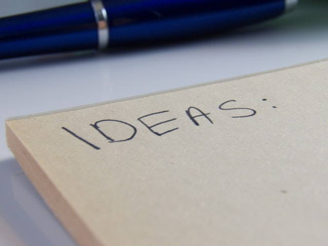 Finding Ideas For Lesson