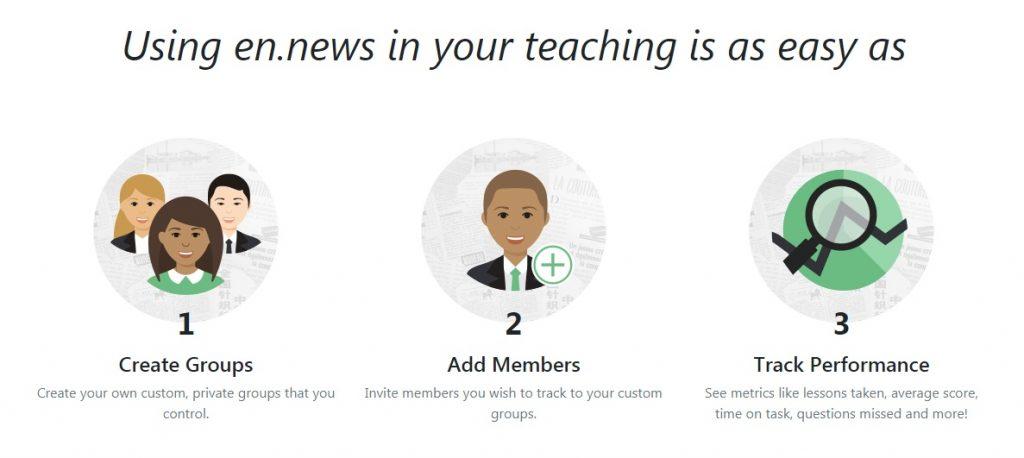 en.news For Teachers