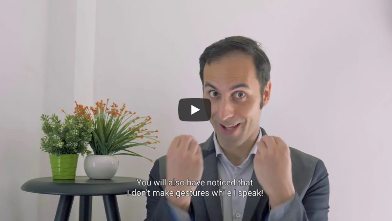 Learn Italiano With Stefano Video Image Overlay