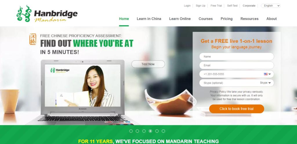 hanbridge-mandarin-homepage-hanbridge-mandarin-review