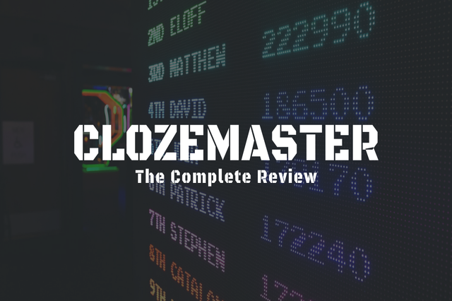 Clozemaster: The Complete Review
