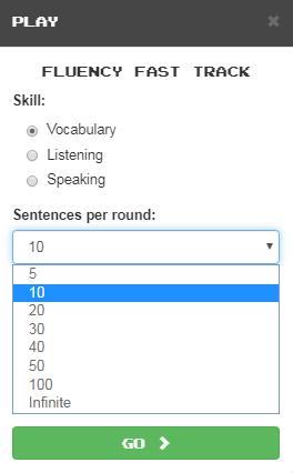 Sentences Per Round