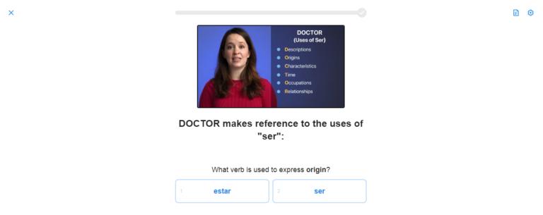SpanishDict Grammar Lesson Explained