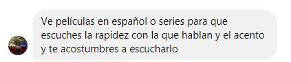 Ana Paula Yañez Comment