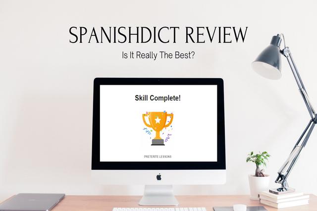 SpanishDict Review FI